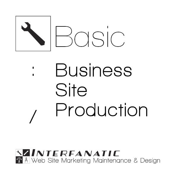 Interfanatic Basic Business Site Production