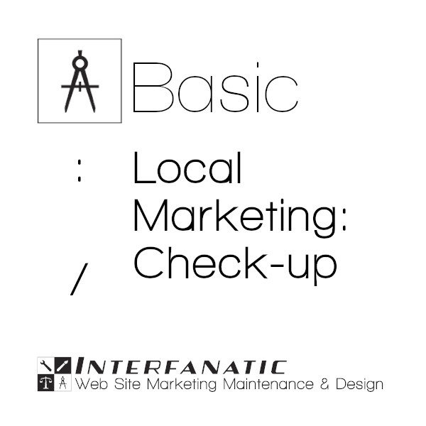 Interfanatic Basic Local Marketing Check-Up