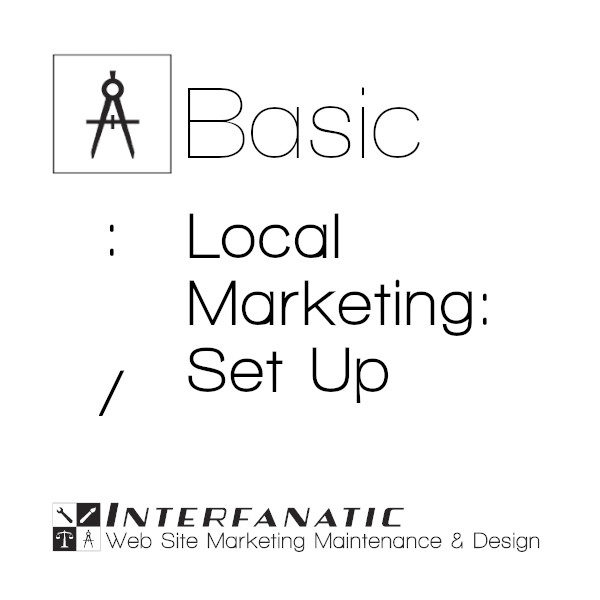 Interfanatic Basic Local Marketing Set Up