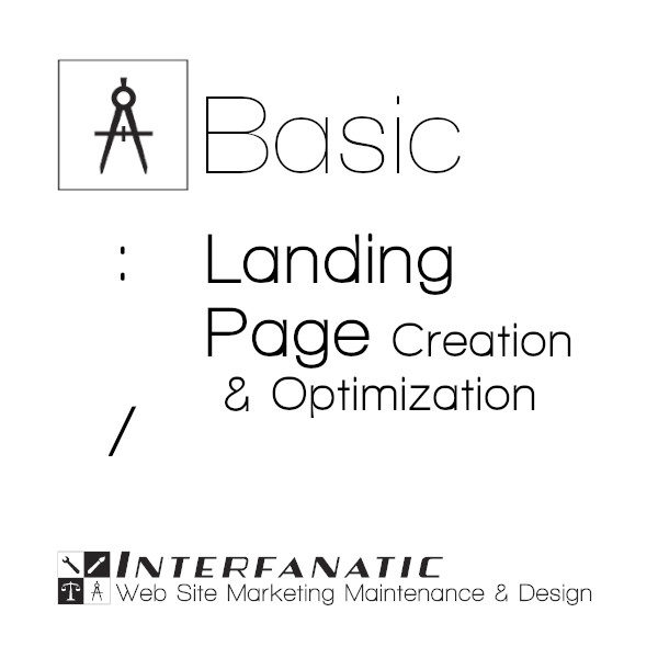 Interfanatic Basic Landing Page Optimization