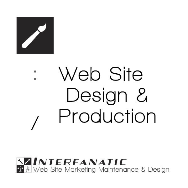 Interfanatic Packages for Website Design & Production